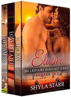 Elusive Billionaire Romance Series – Books 1 to 3