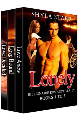 Lonely Billionaire Romance Series – Books 1 to 3